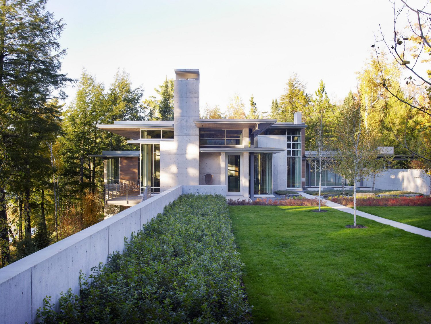 Northwoods House by Olson Kundig