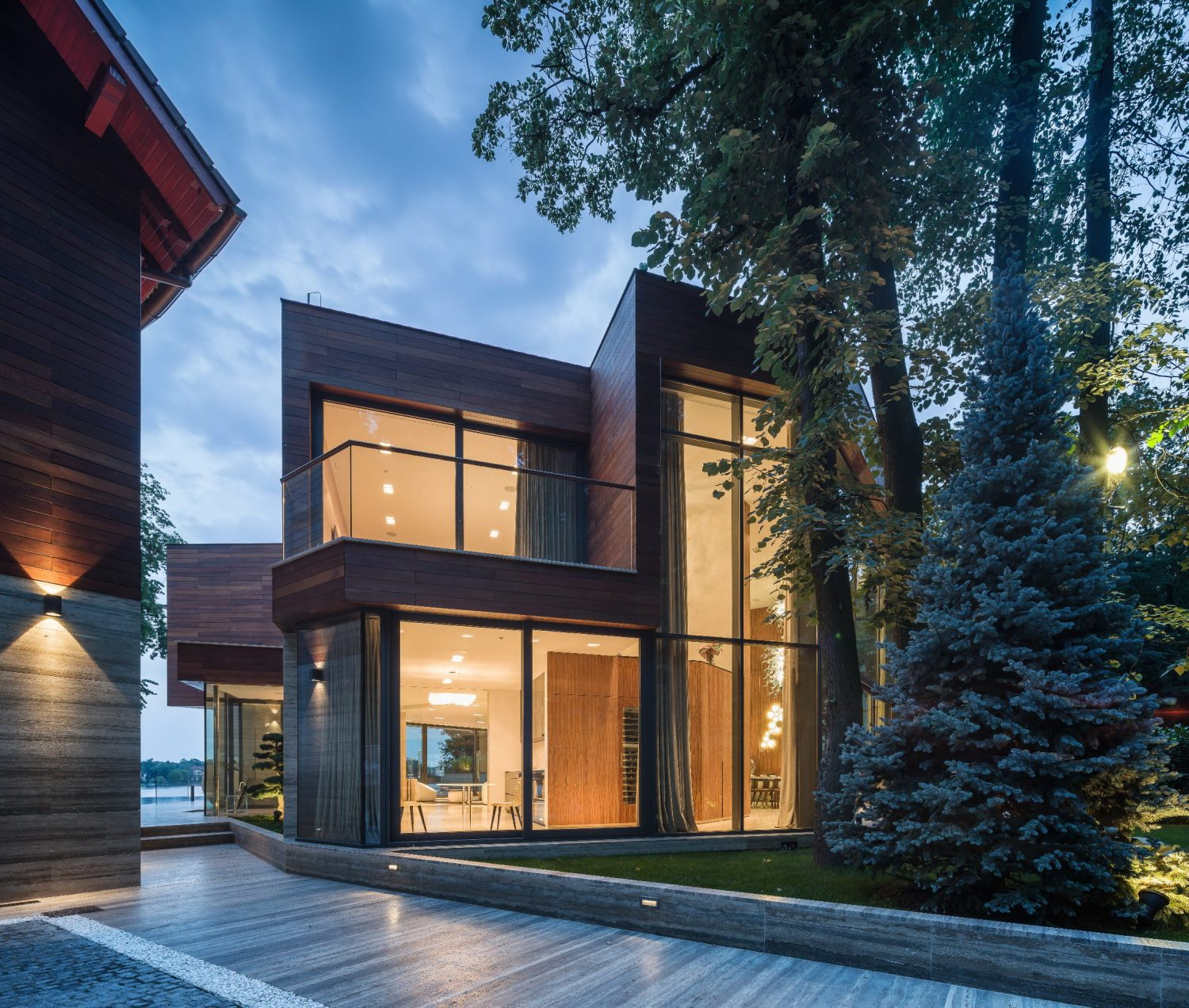 On the Shores of Lake Snagov by DOOI Studio