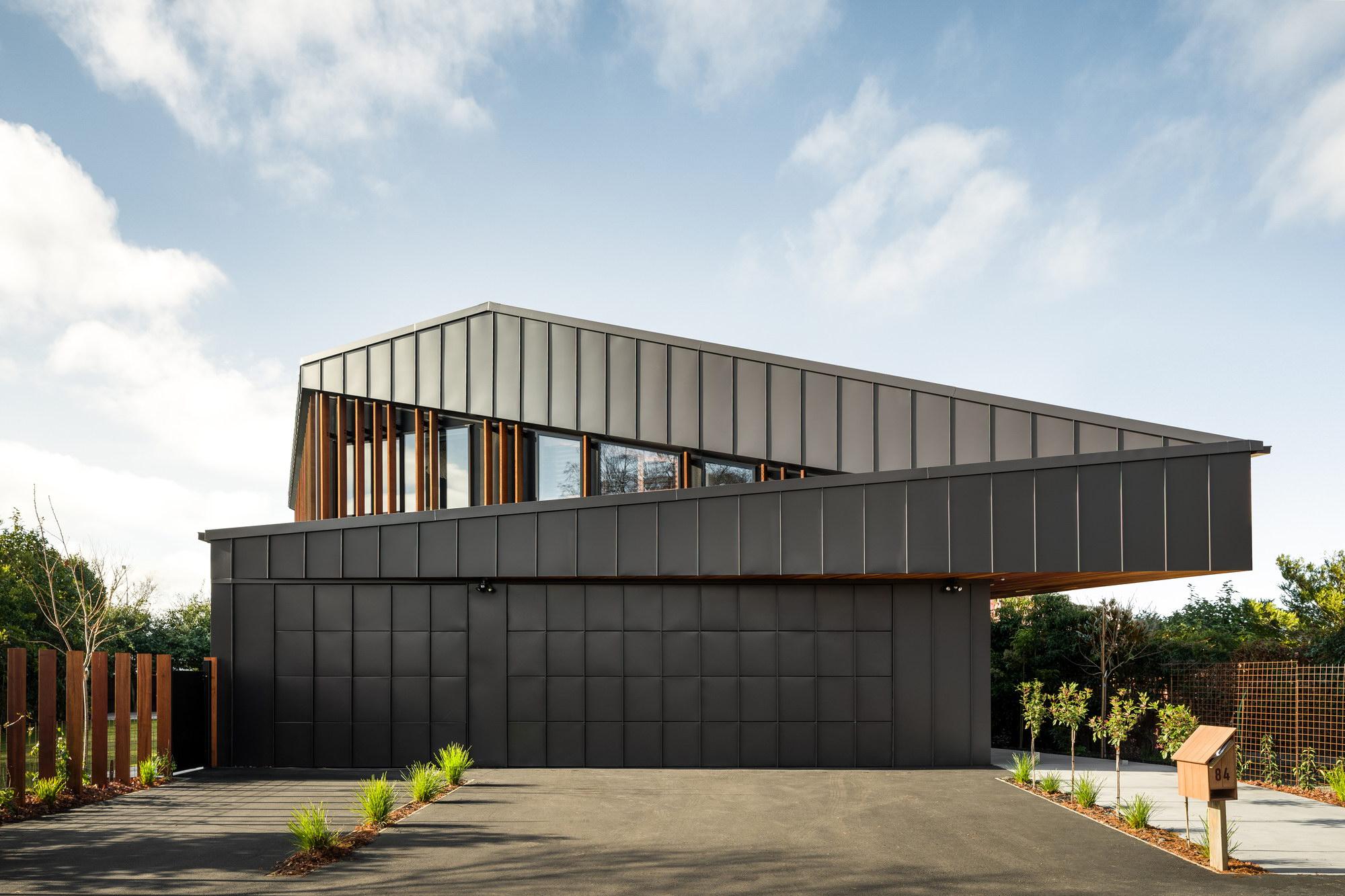 Shark House by First Light Studio