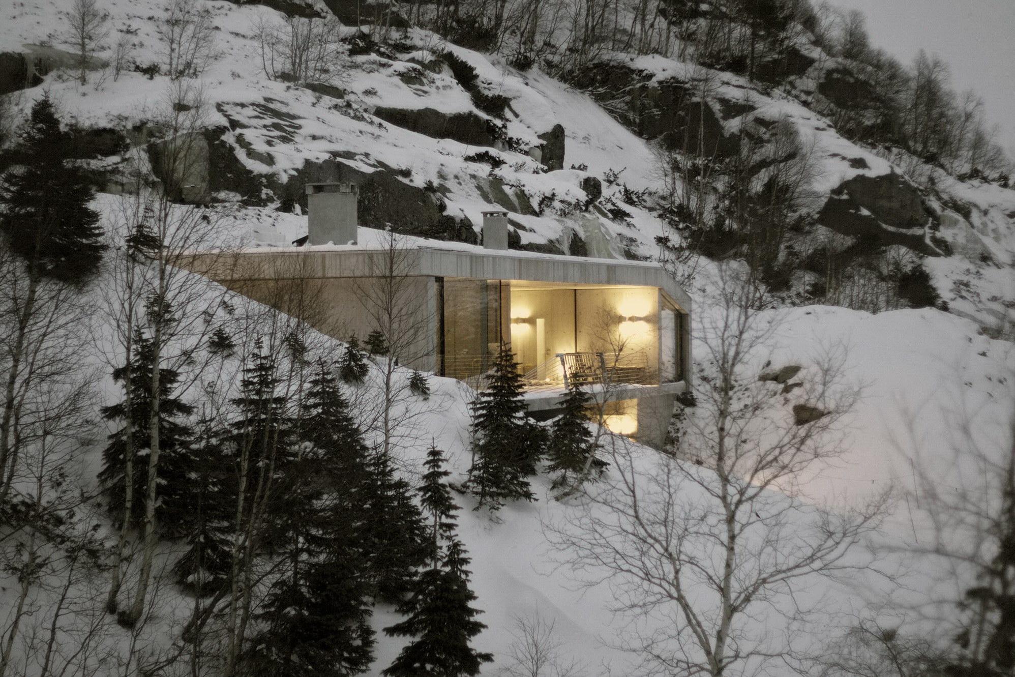 Sirdalen House by Filter Arkitekter
