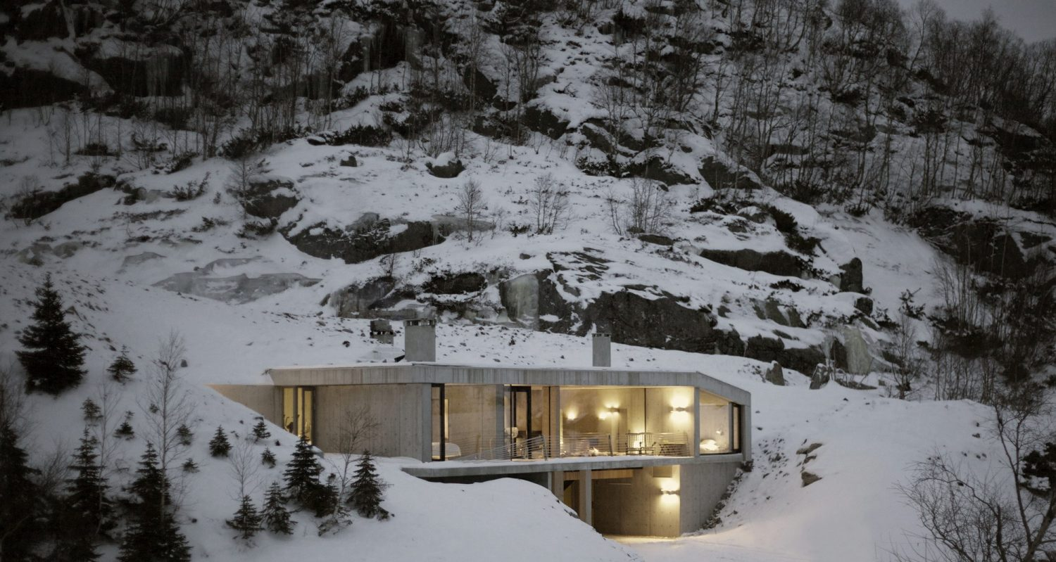 Sirdalen House by Filter Arkitekter