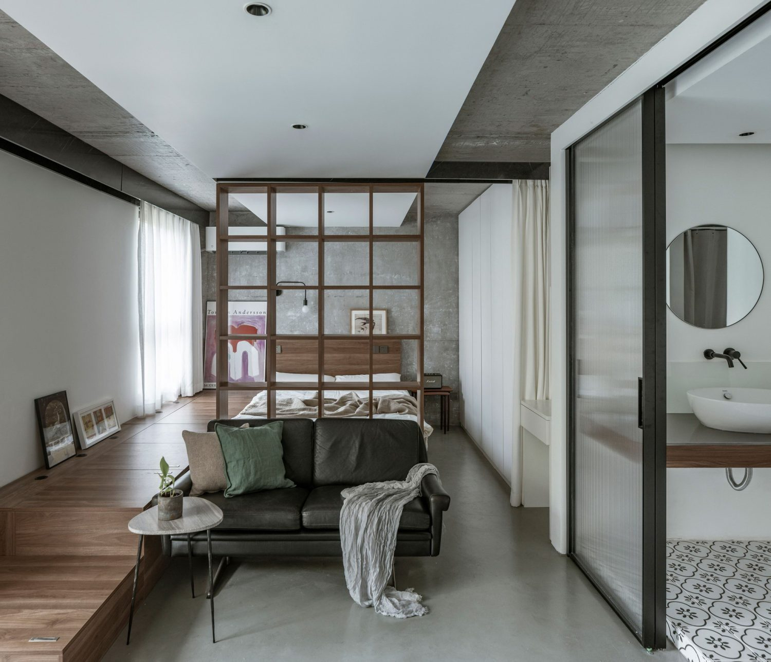 Suli House by Luo Xiuda