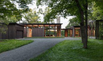 Woodland House by ALTUS Architecture + Design