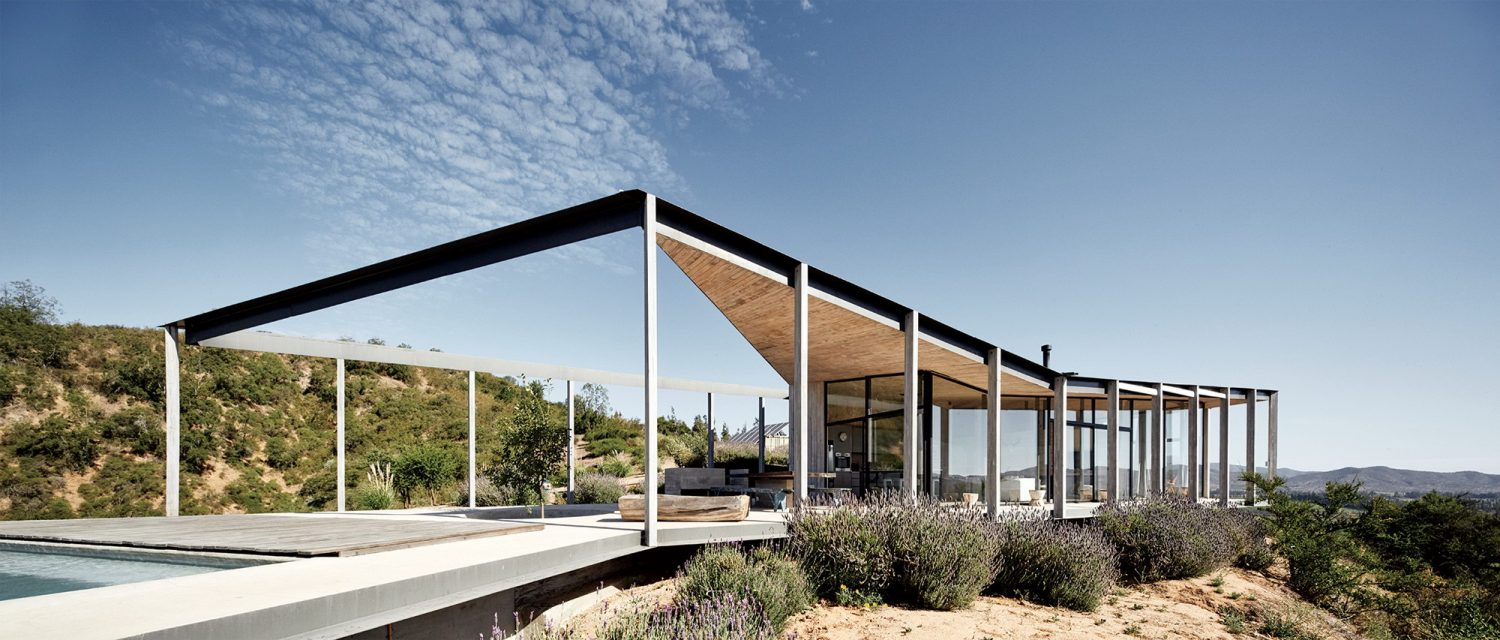 House 14 by Alvano y Riquelme Architects