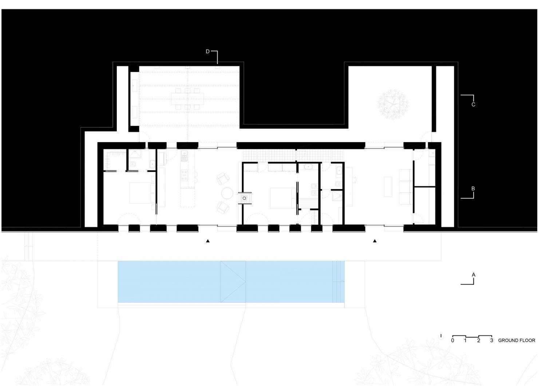 Casa ECS by Giuseppe Gurrieri Studio