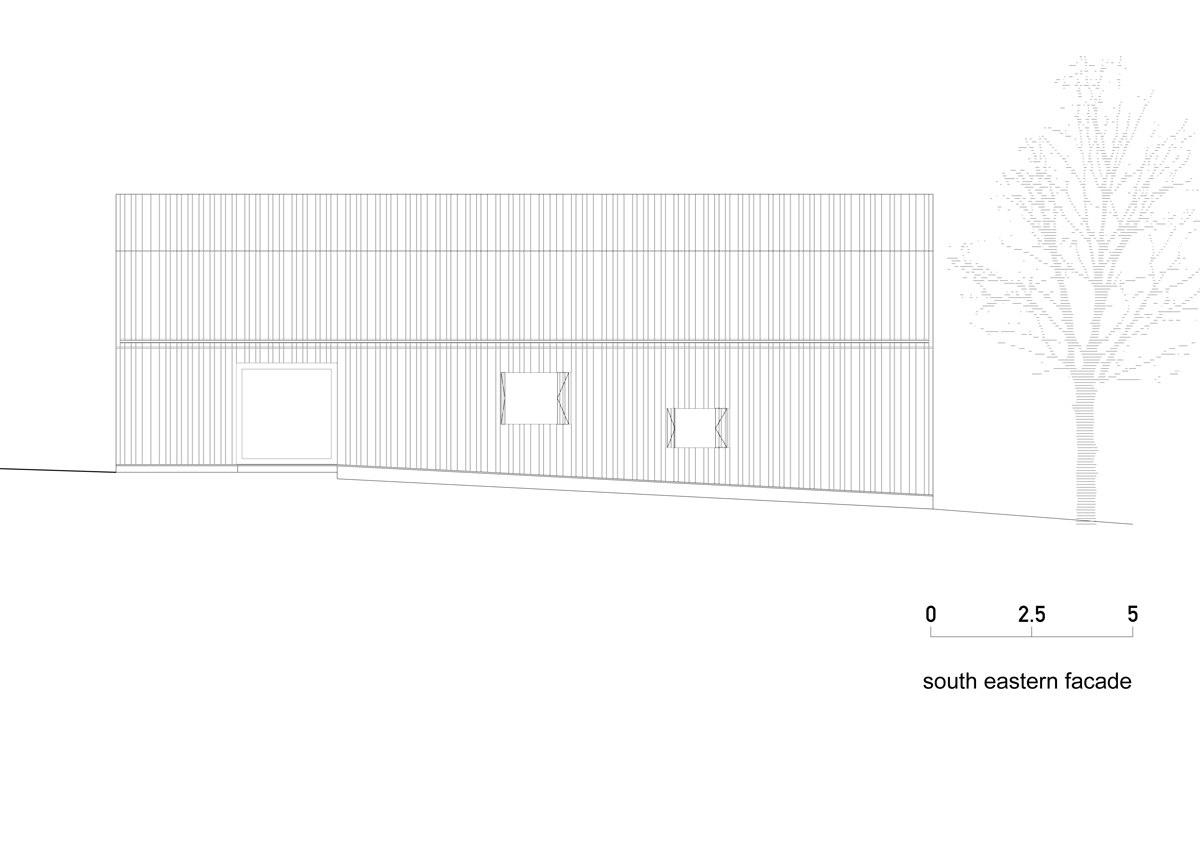 Chimney House by Dekleva Gregorič architects