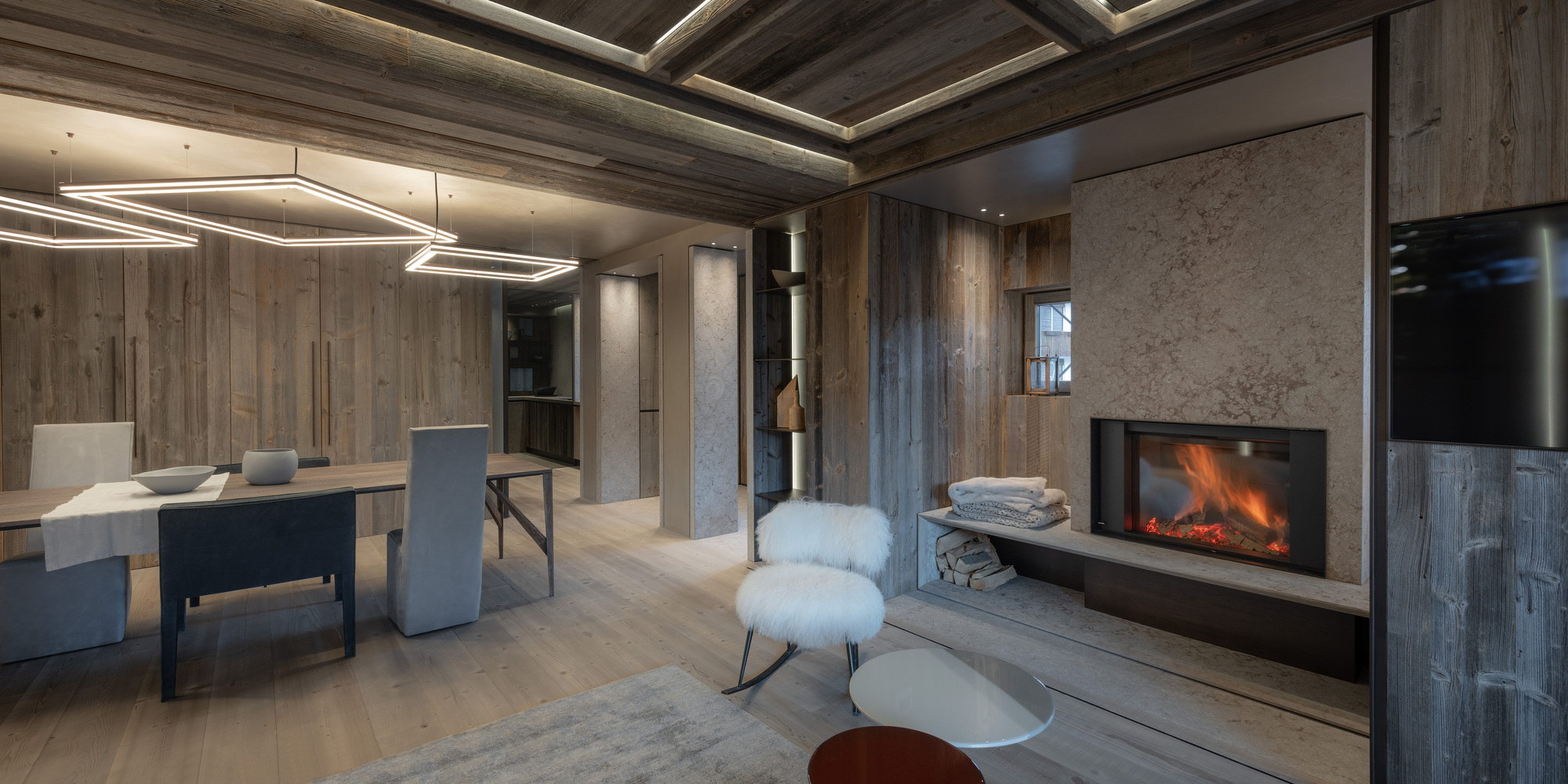 Cortina House Interiors by Outlinestudio74