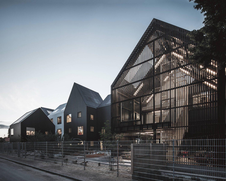 Frederiksvej Kindergarten by COBE
