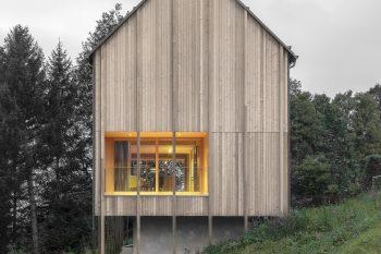 Haus am Stürcherwald by Bernardo Bader Architekten