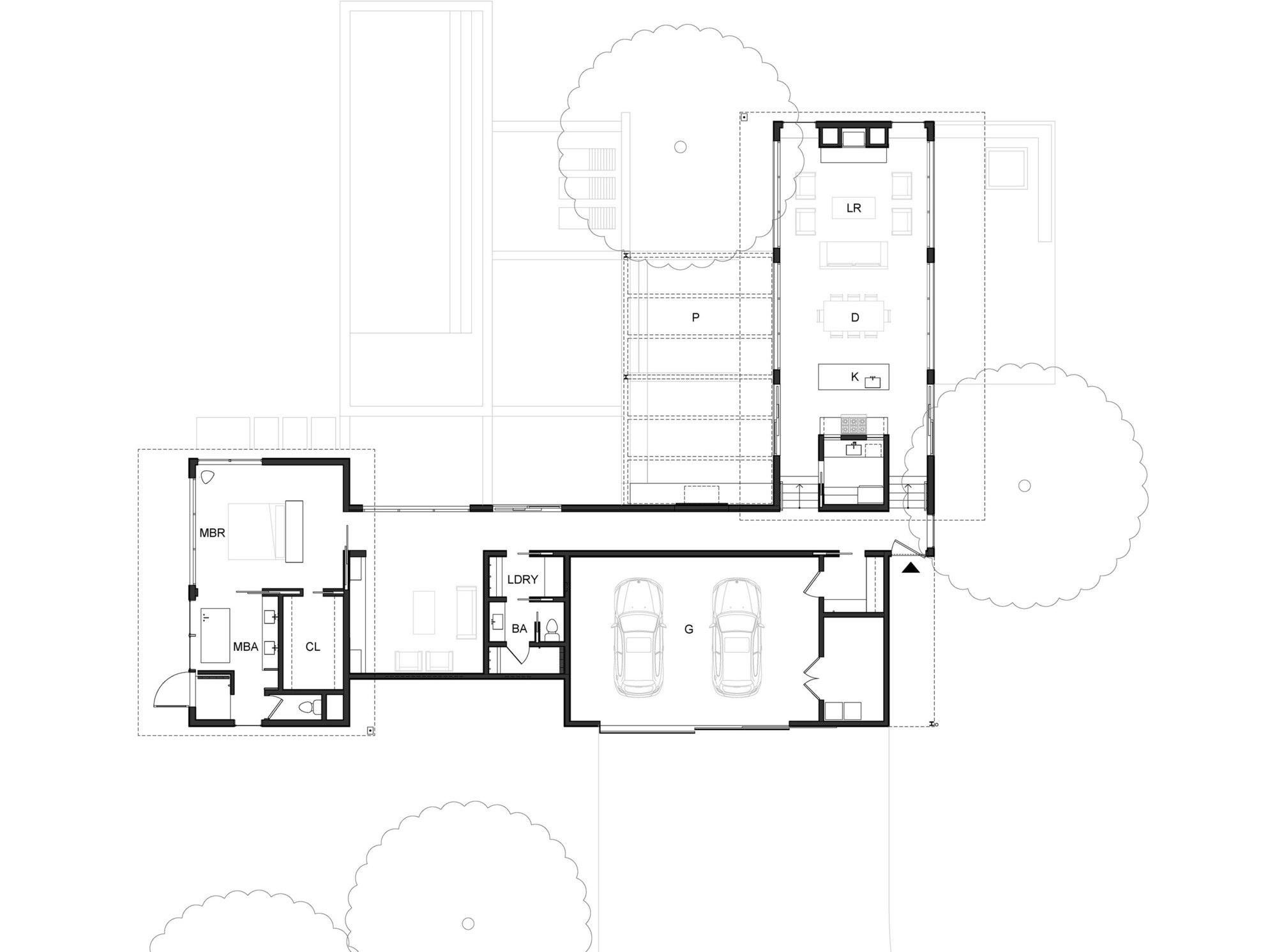 Healdsburg I by Feldman Architecture