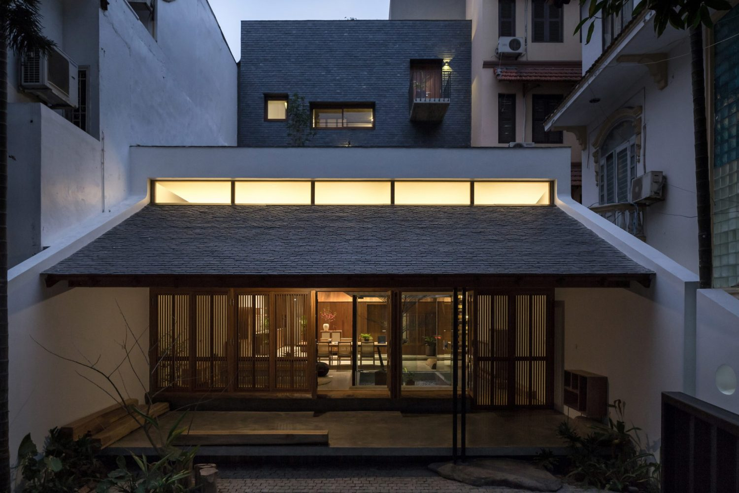 Hopper House by AHL Architects