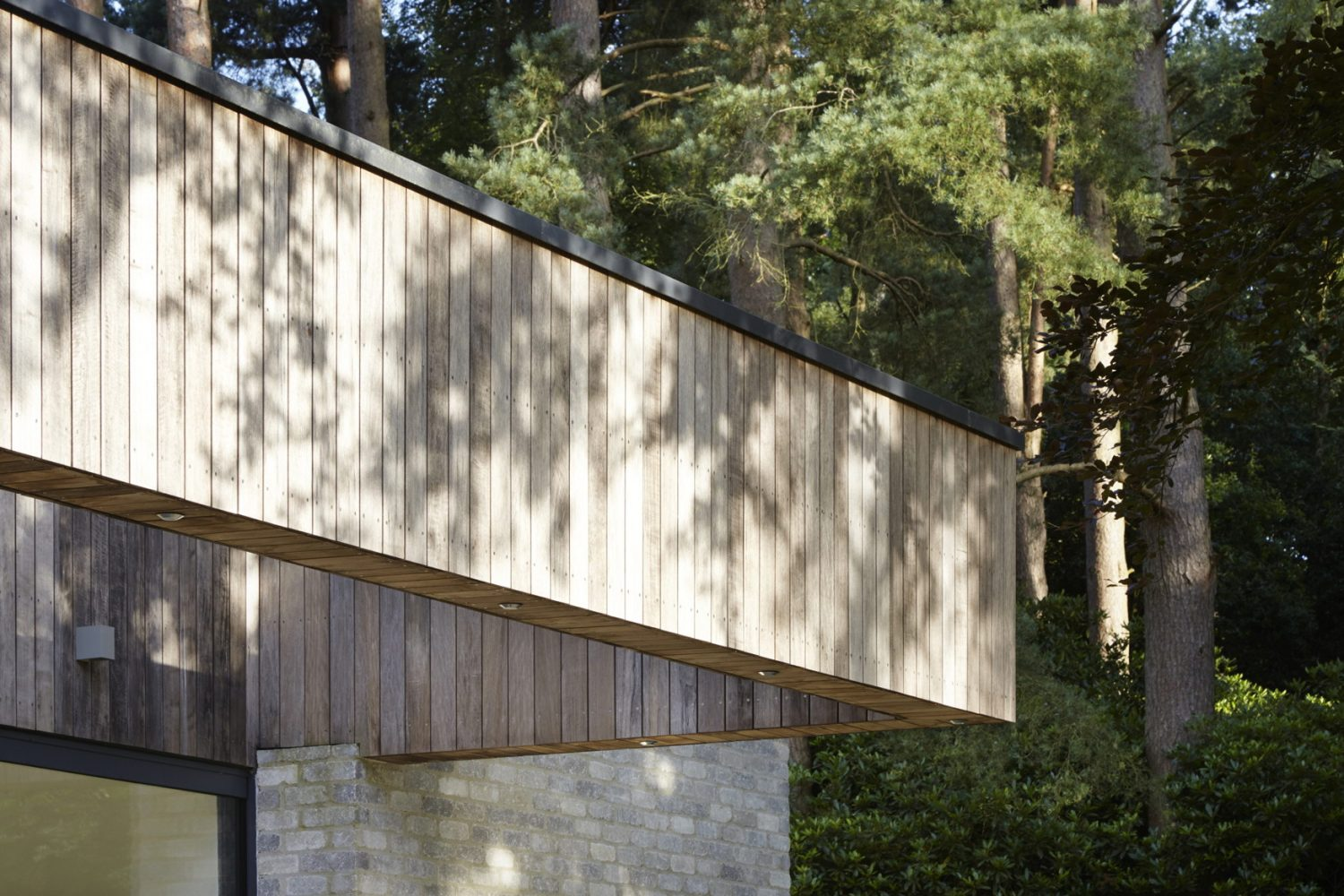 House in the Woods by Alma-nac