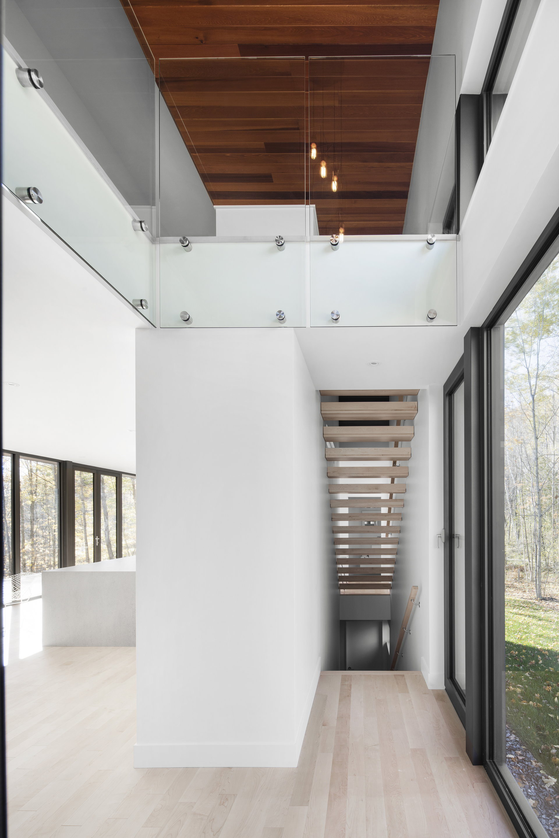 KL House by Bourgeois / Lechasseur architectes