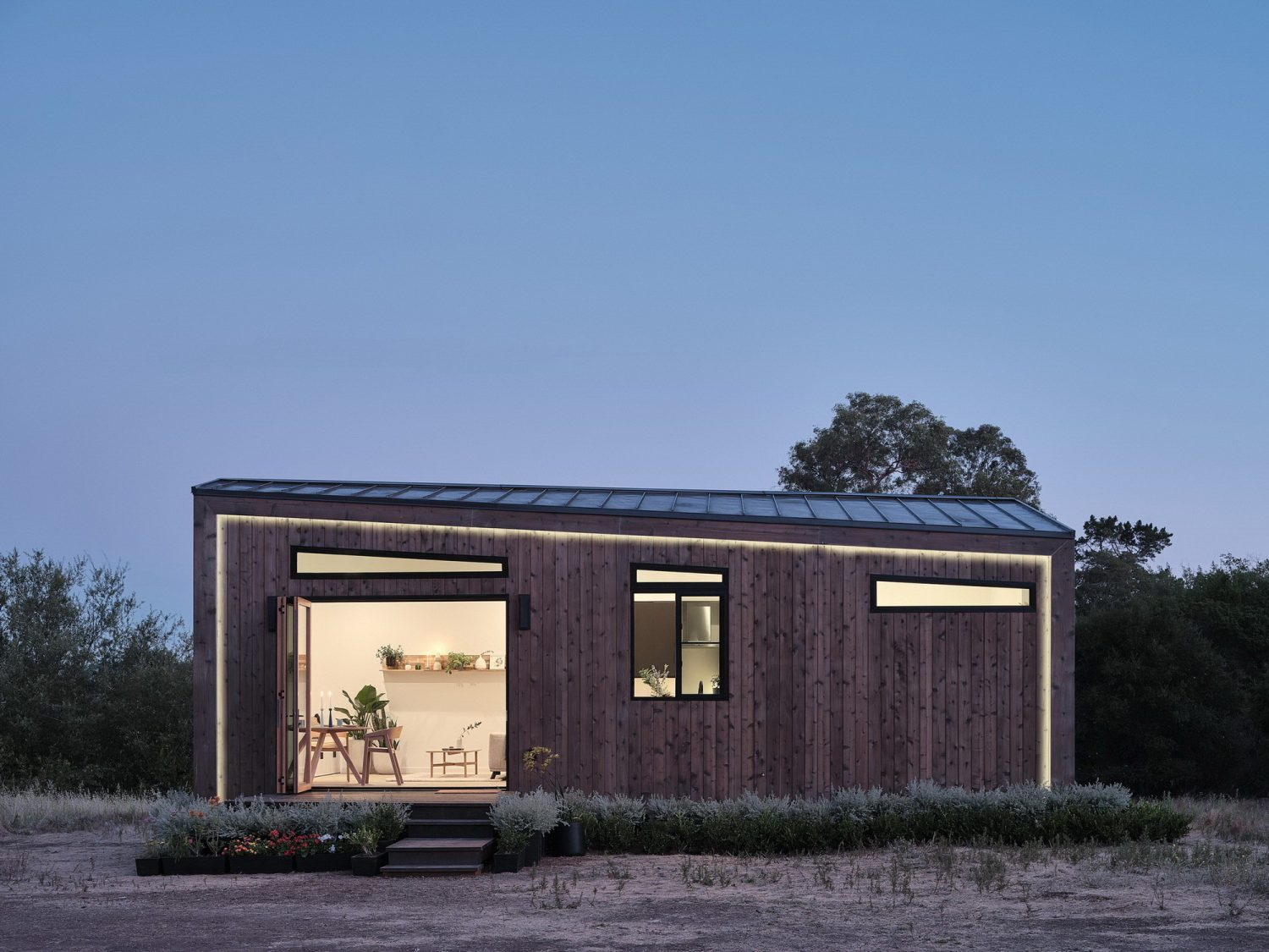 Modular Prefab Tiny Homes by Koto and Abodu