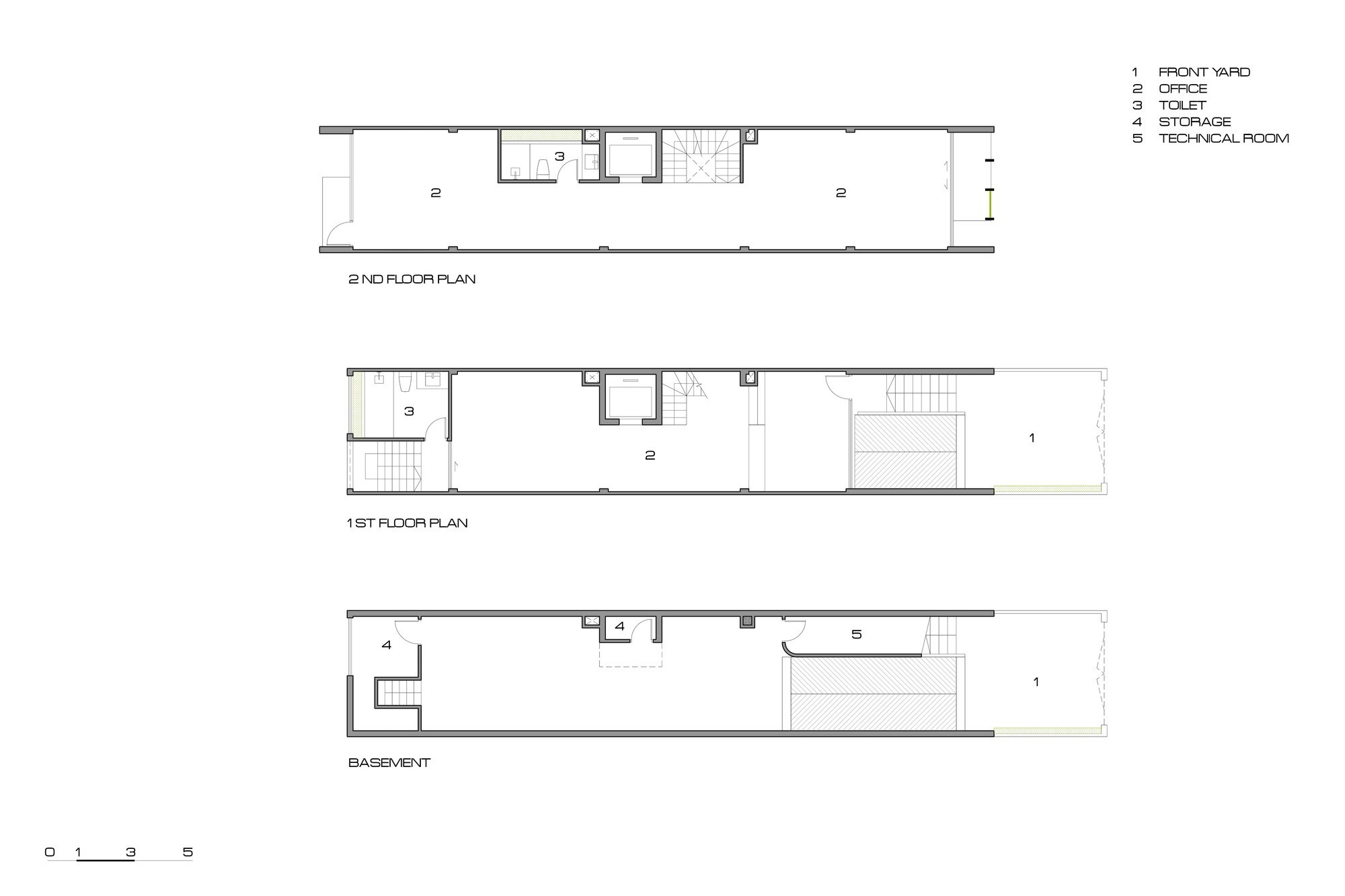 Pinwhell House by CEEarch
