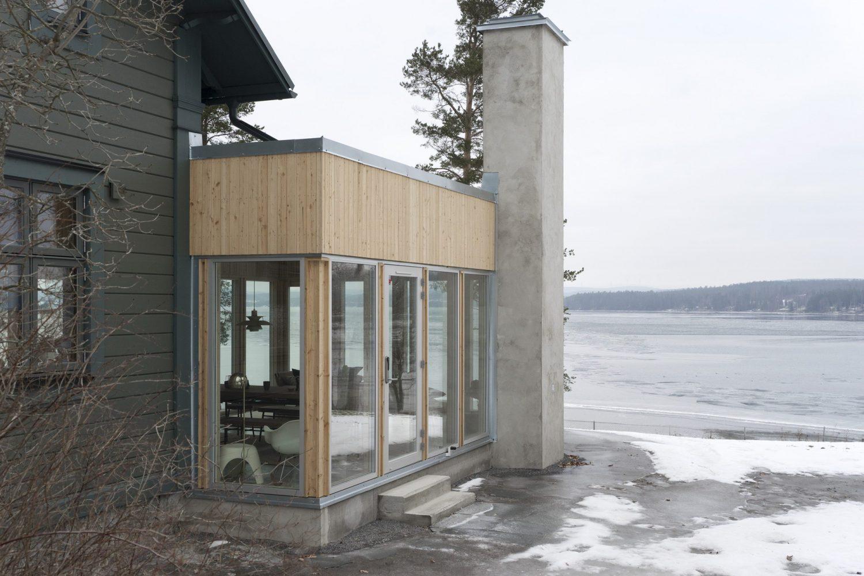 Sälsten by Skälso Arkitekter