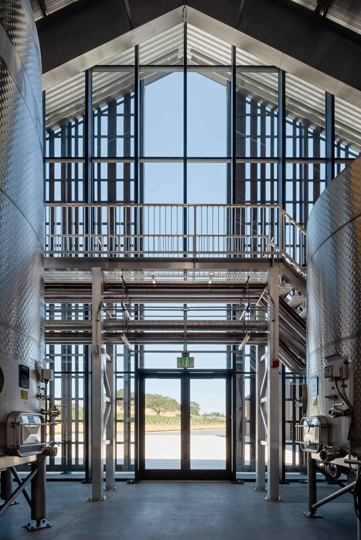 Silver Oak Winery by Piechota Architecture