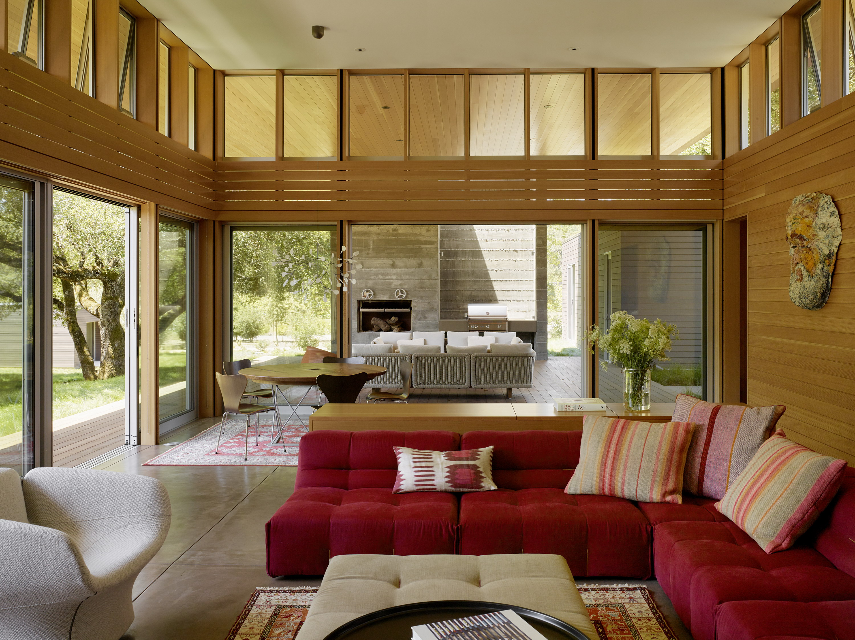 Sonoma Residence by Turnbull Griffin Haesloop Architects