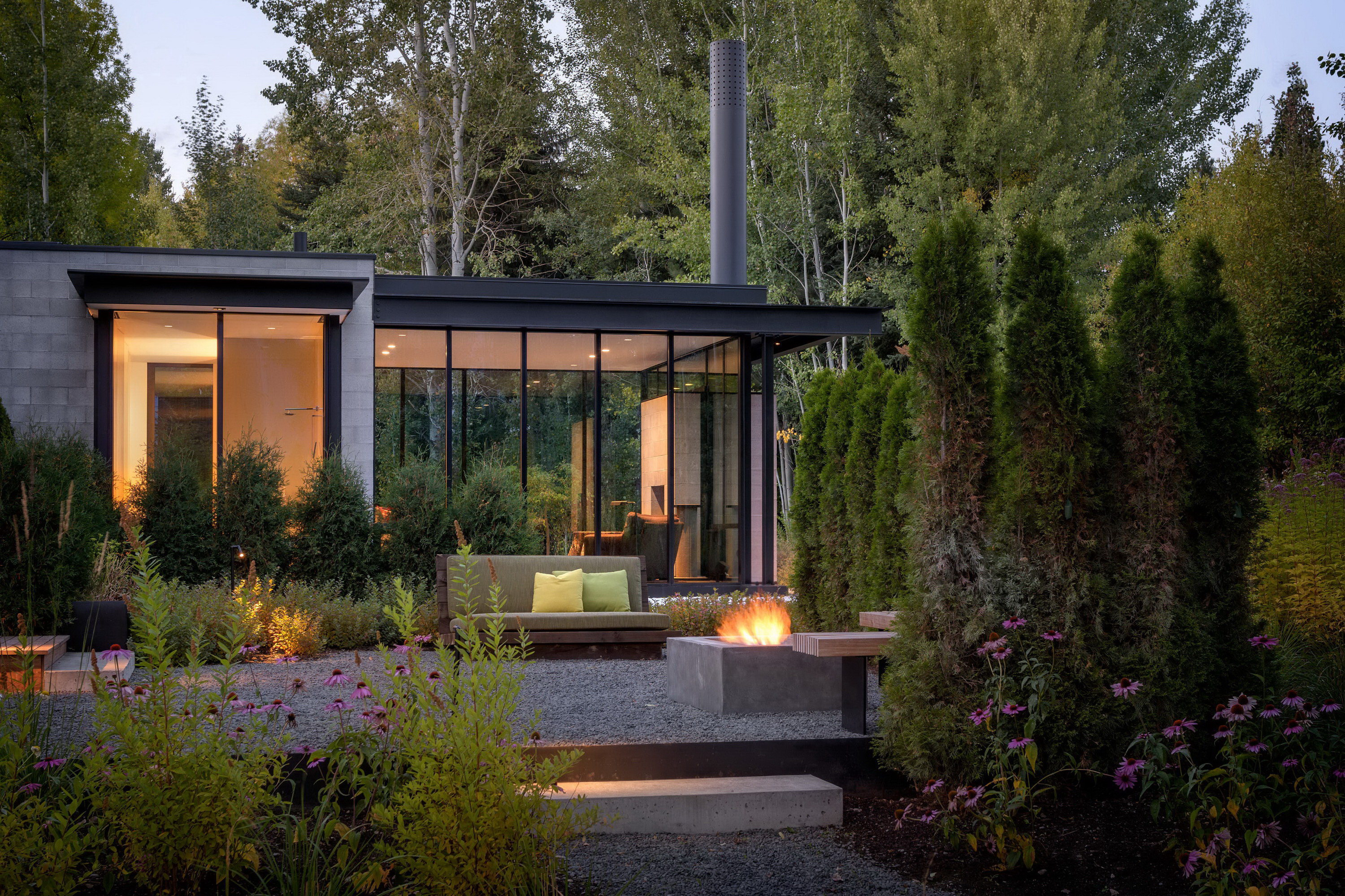 Stirrup House by Olson Kundig