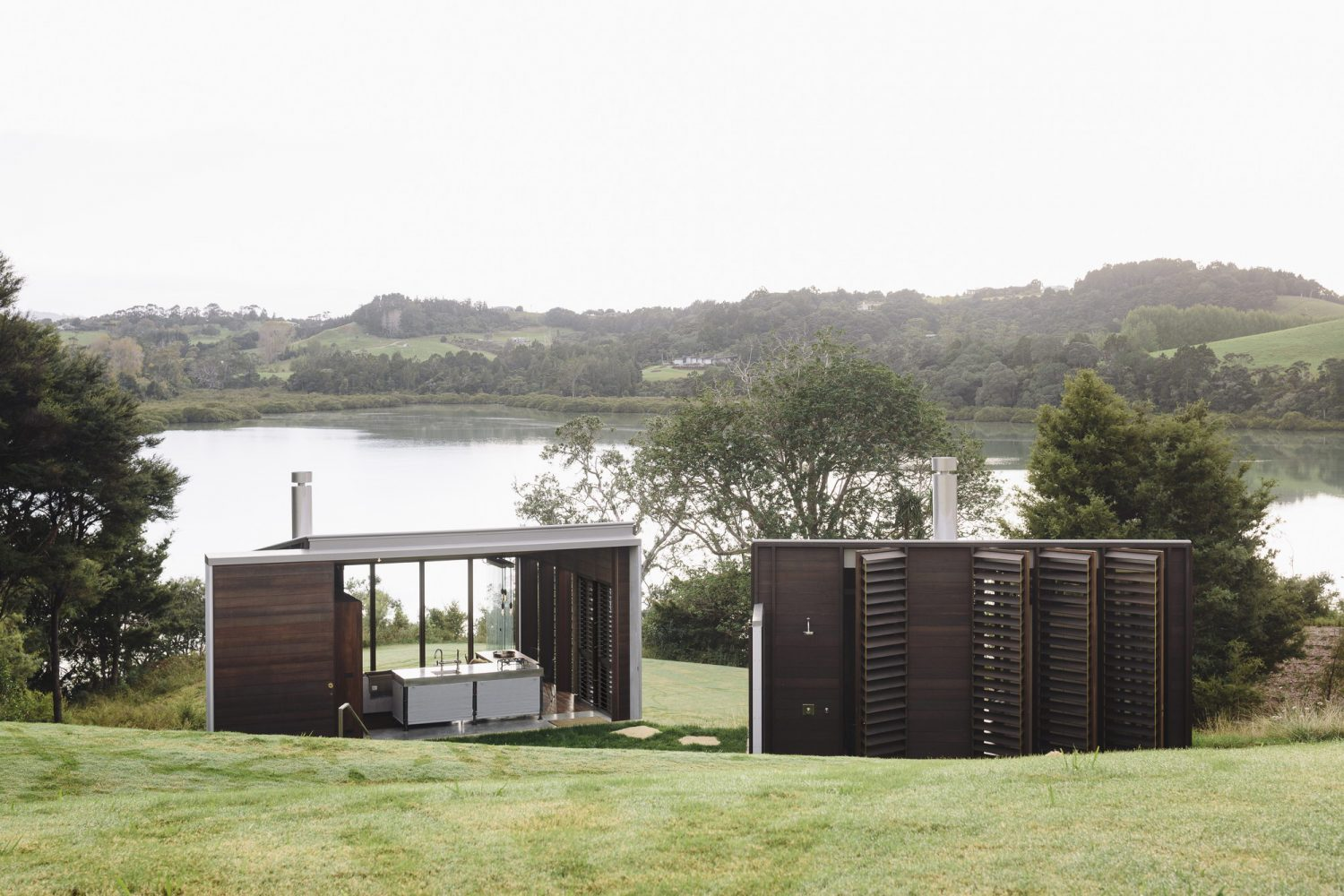 The Camp by Fearon Hay Architects