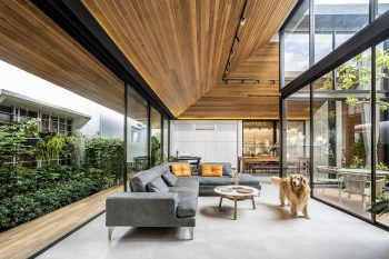 The Roof House by Looklen Architects
