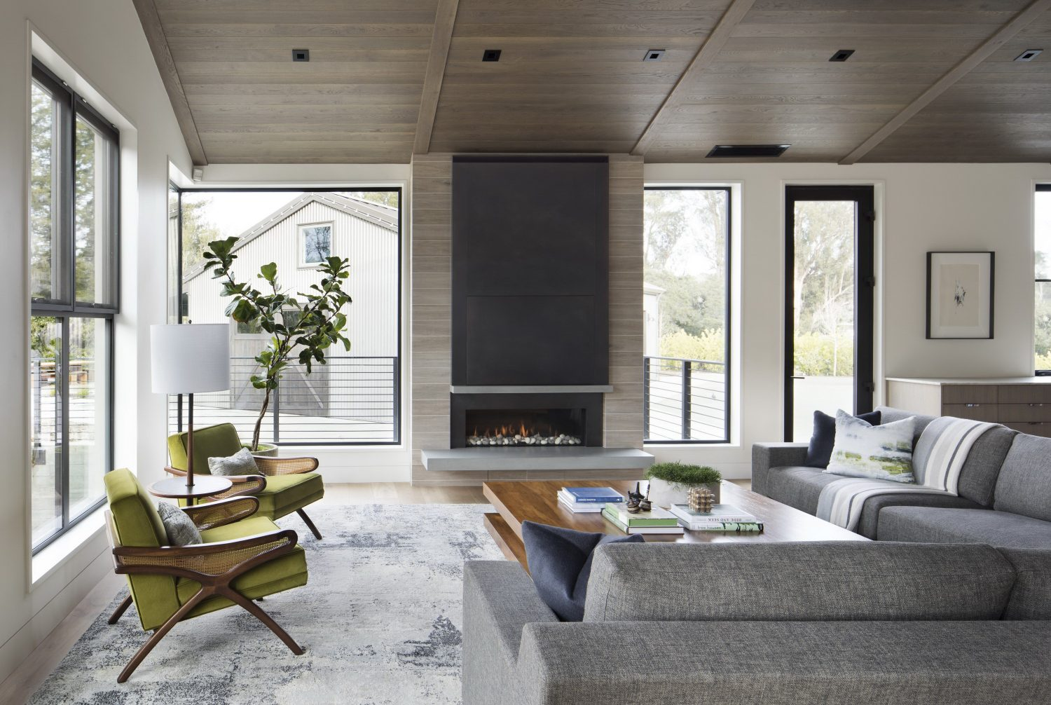 Woodpecker Ranch by Feldman Architecture
