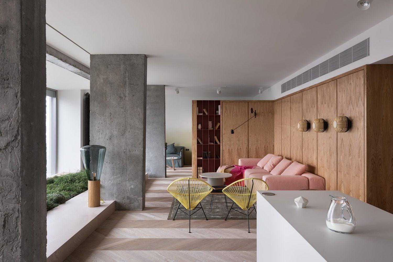 AFM Interior by Olha Wood Interior Designer