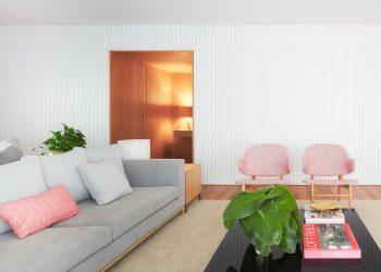 AML Apartment by David Ito Arquitetura