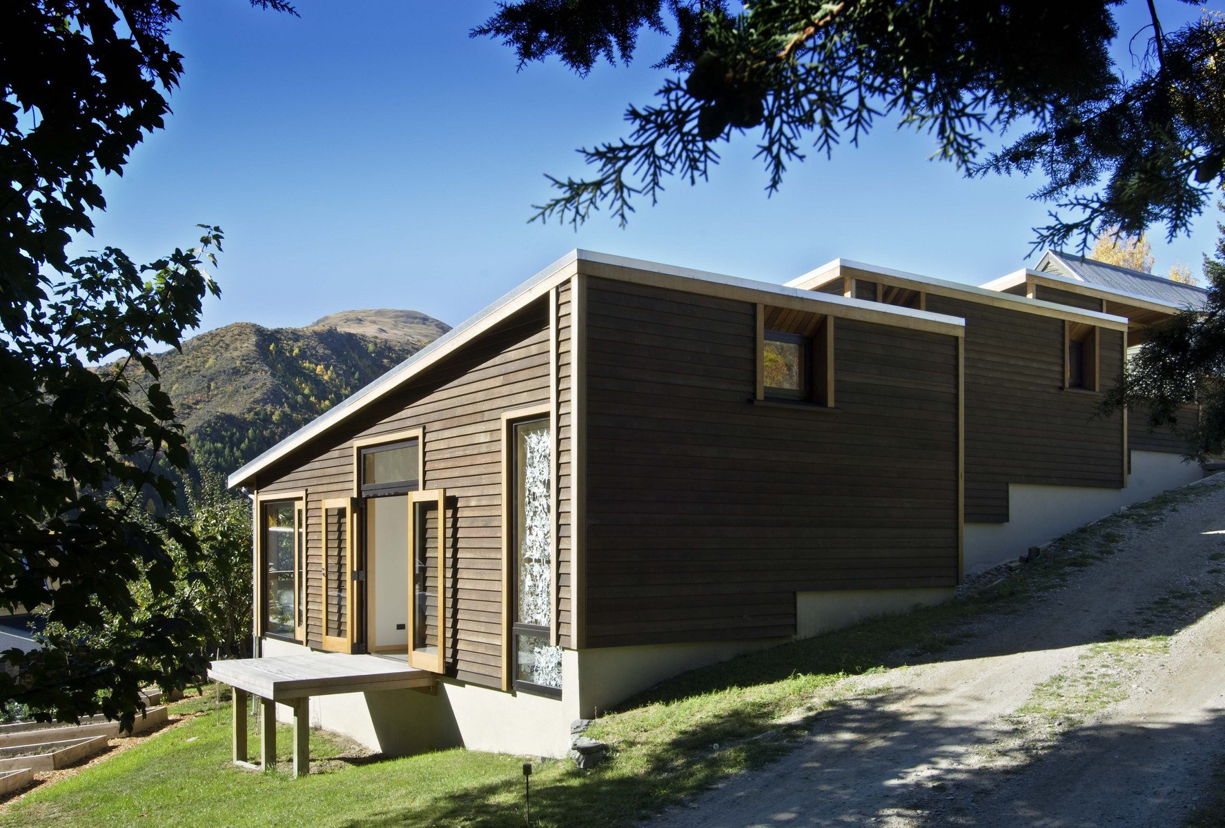 Arrowtown House by Kerr Ritchie