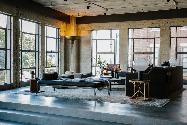 Arts District Loft by Marmol Radziner Architecture