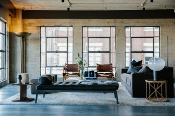 Arts District Loft by Marmol Radziner Architecture