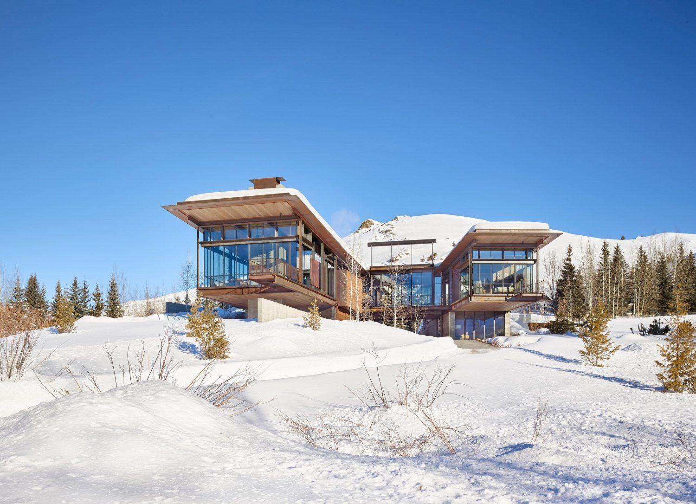 Bigwood Residence by Olson Kundig