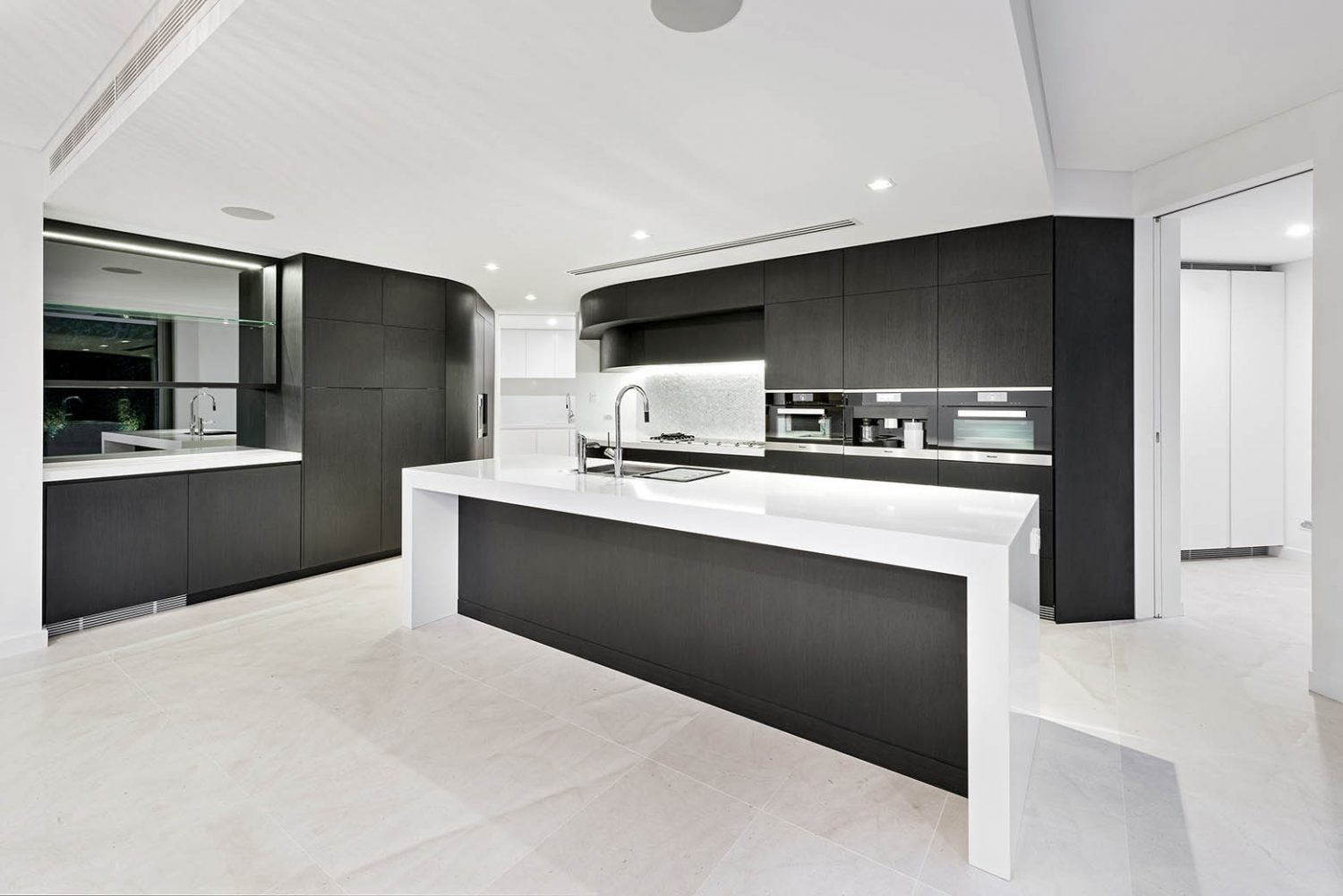 Dalkeith Residence by Hillam Architects