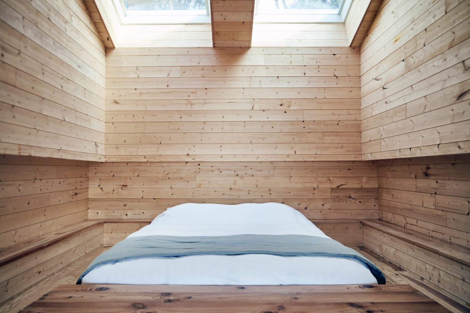 GCP Wood Cabins Hotel by Atelier LAVIT