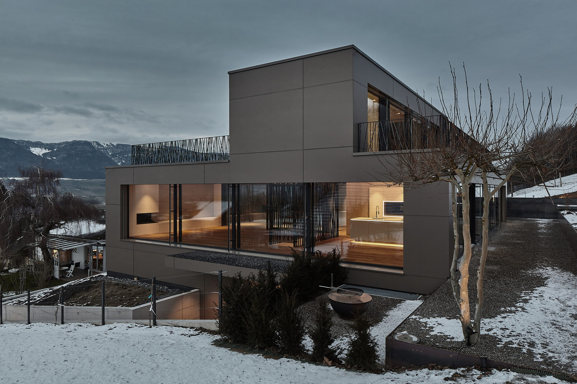 House Bern by Tormen Architekten AG