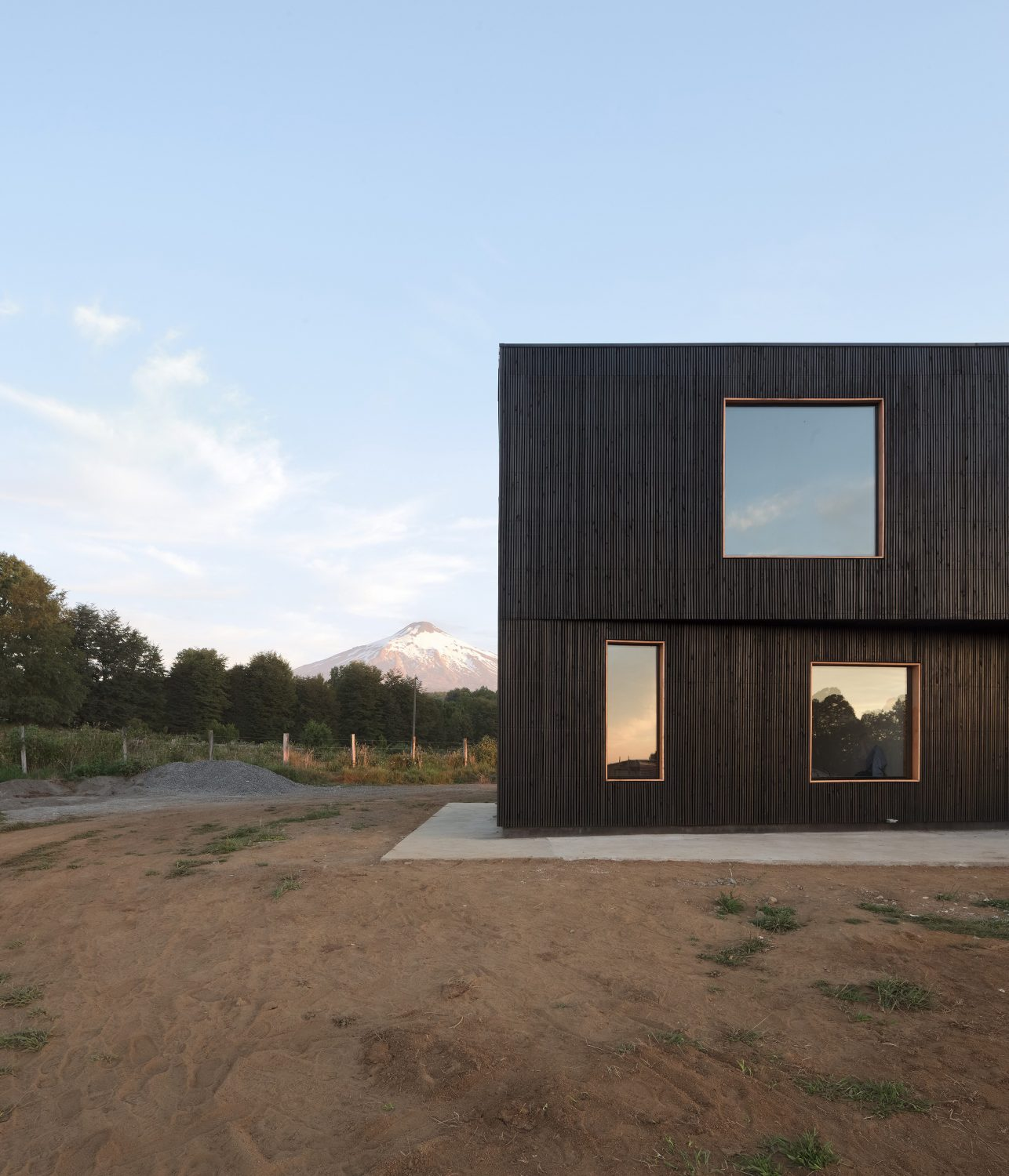 Hualle House by Ampuero Yutronic