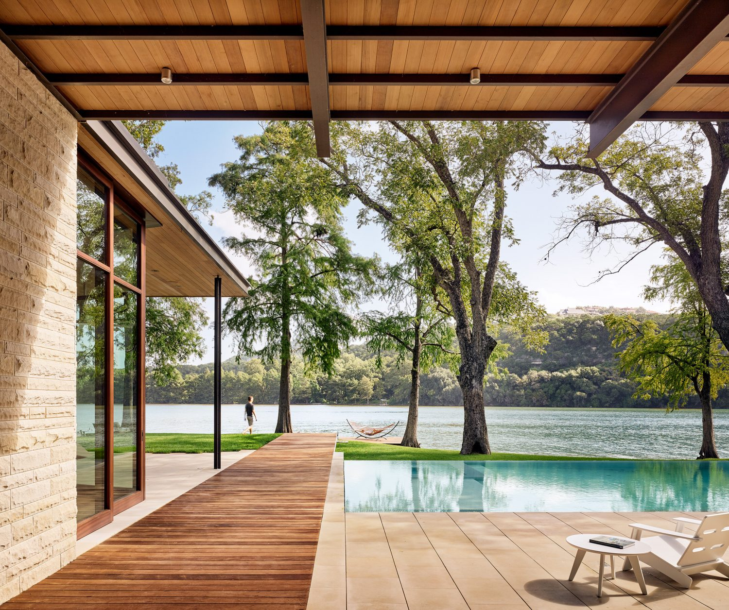 Lake Austin Residence by A Parallel Architecture