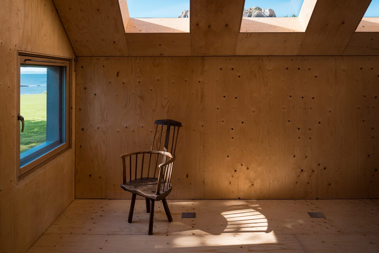 Midden Studio | Artist's Cabin by Studio Weave