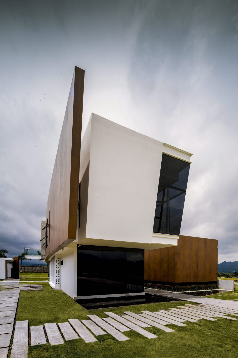 PMX-01 House by QBO3 Arquitectos