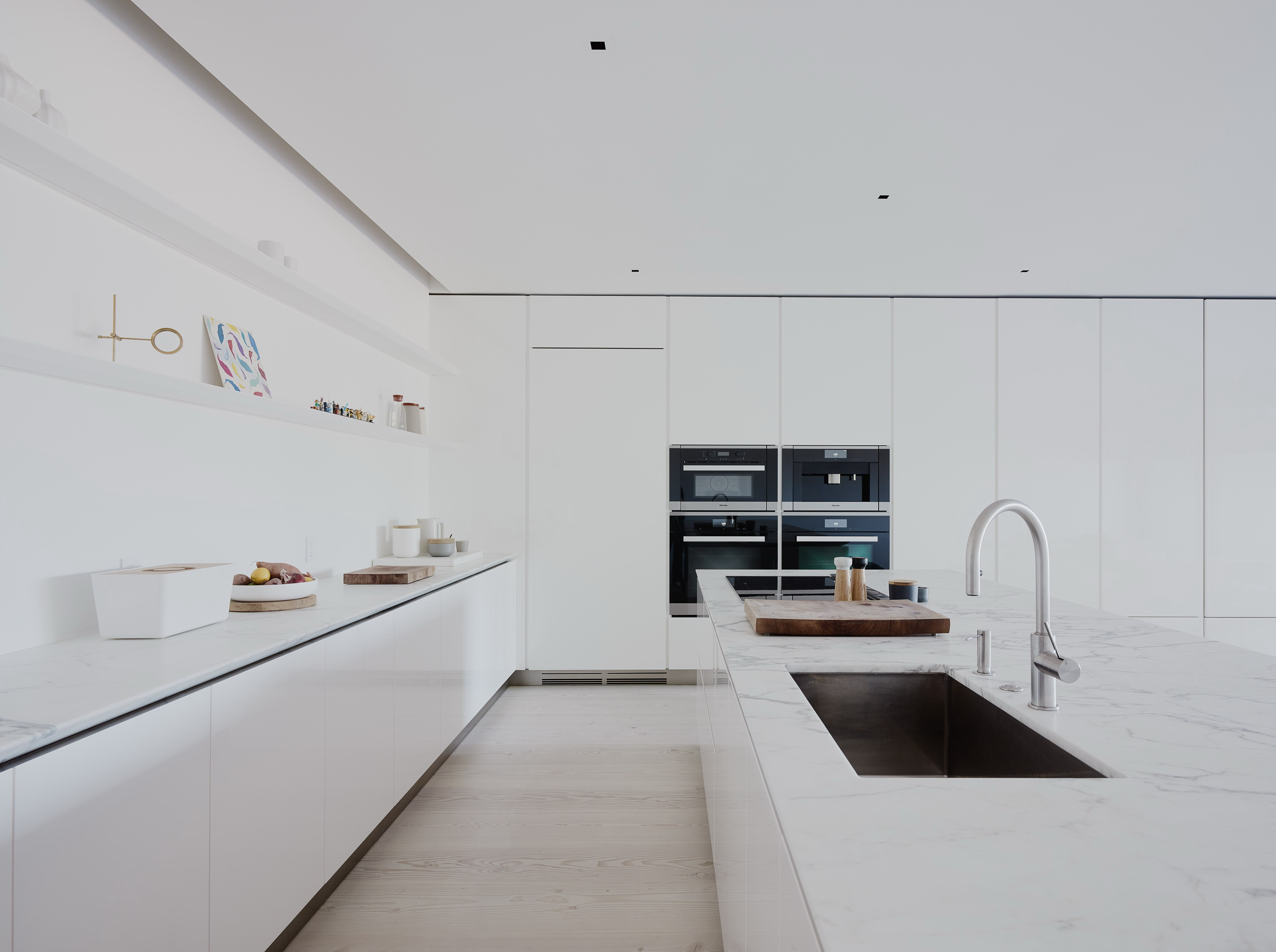 Remember House by Edmonds + Lee Architects