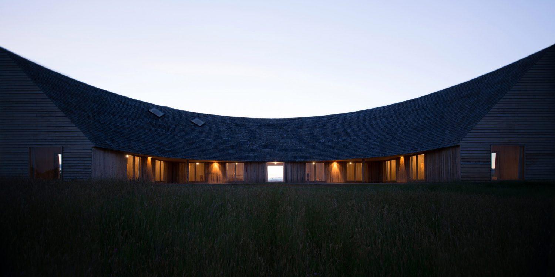 Rode House by Pezo von Ellrichshausen