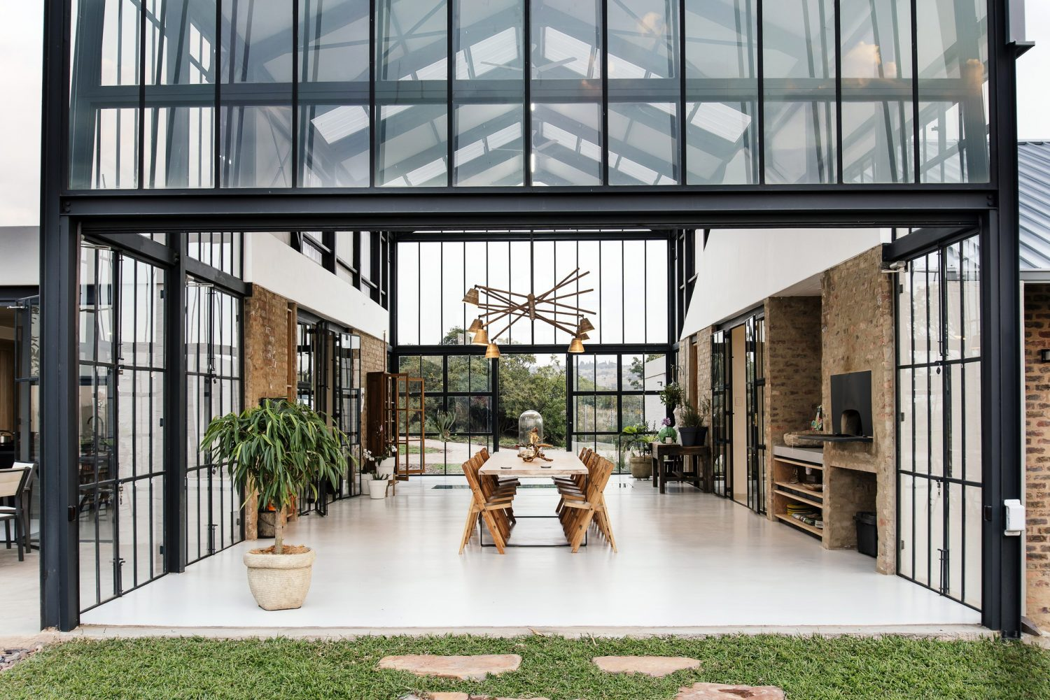 The Conservatory by Nadine Engelbrecht