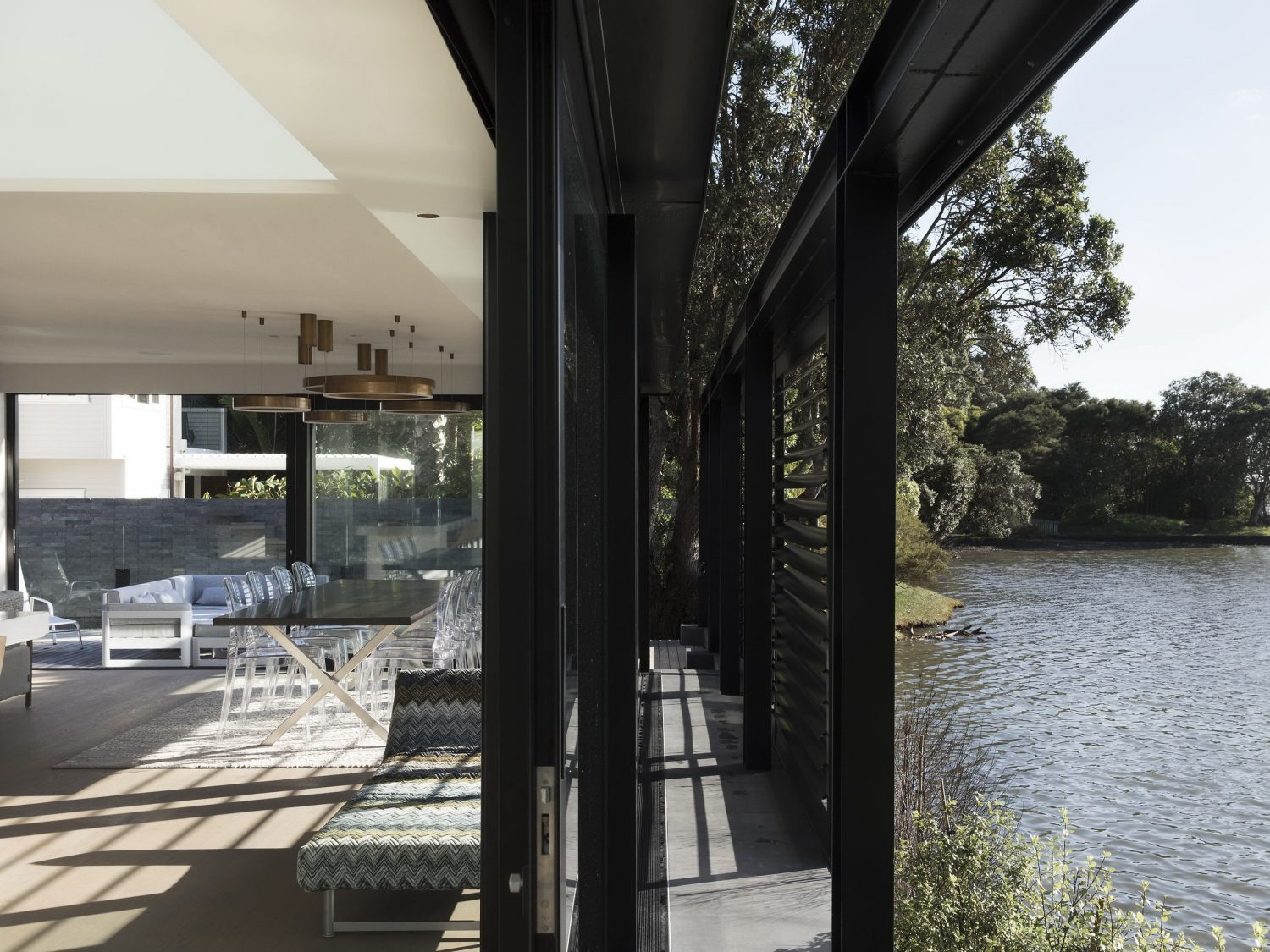The Tailored Home by Lloyd Hartley Architects