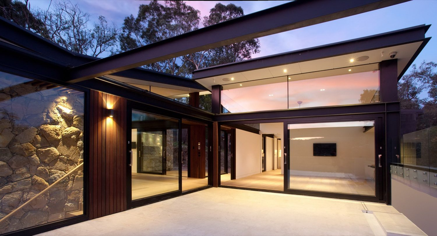 Warrandyte House by Alexandra Buchanan Architecture