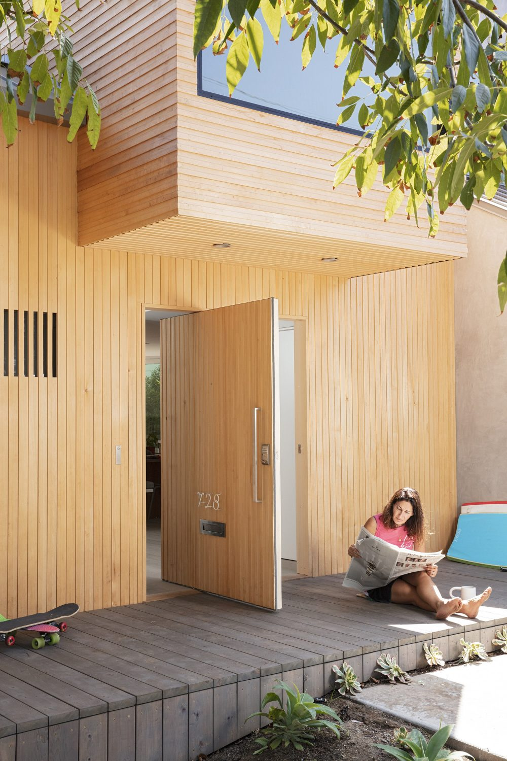30th Street House by Blue Truck Studio