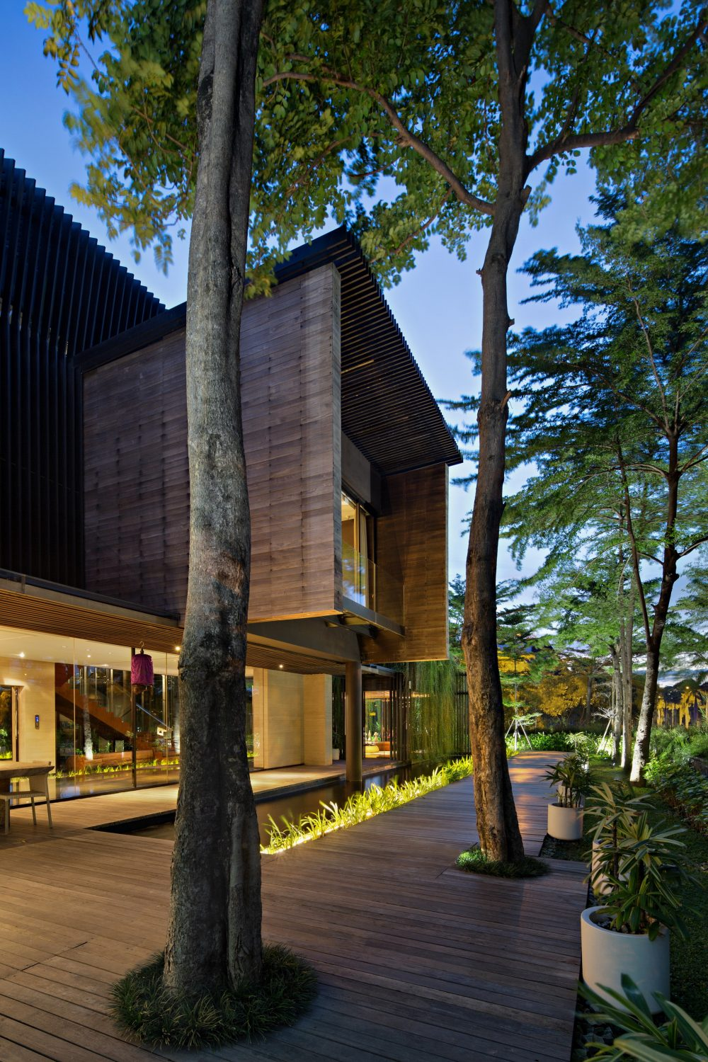 A Box in Disguise by Wahana Architects