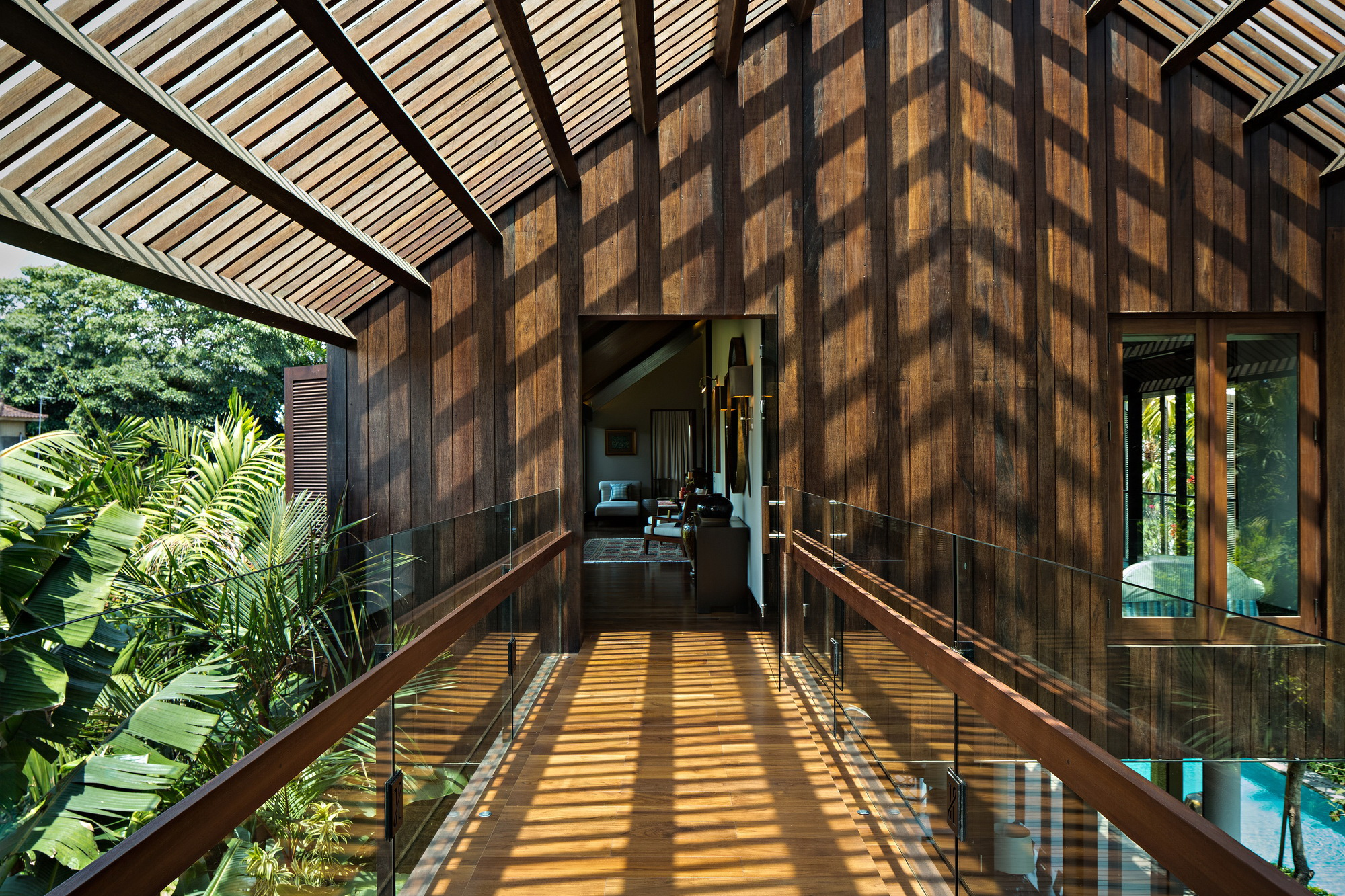 DRA House in Bali by D-Associates