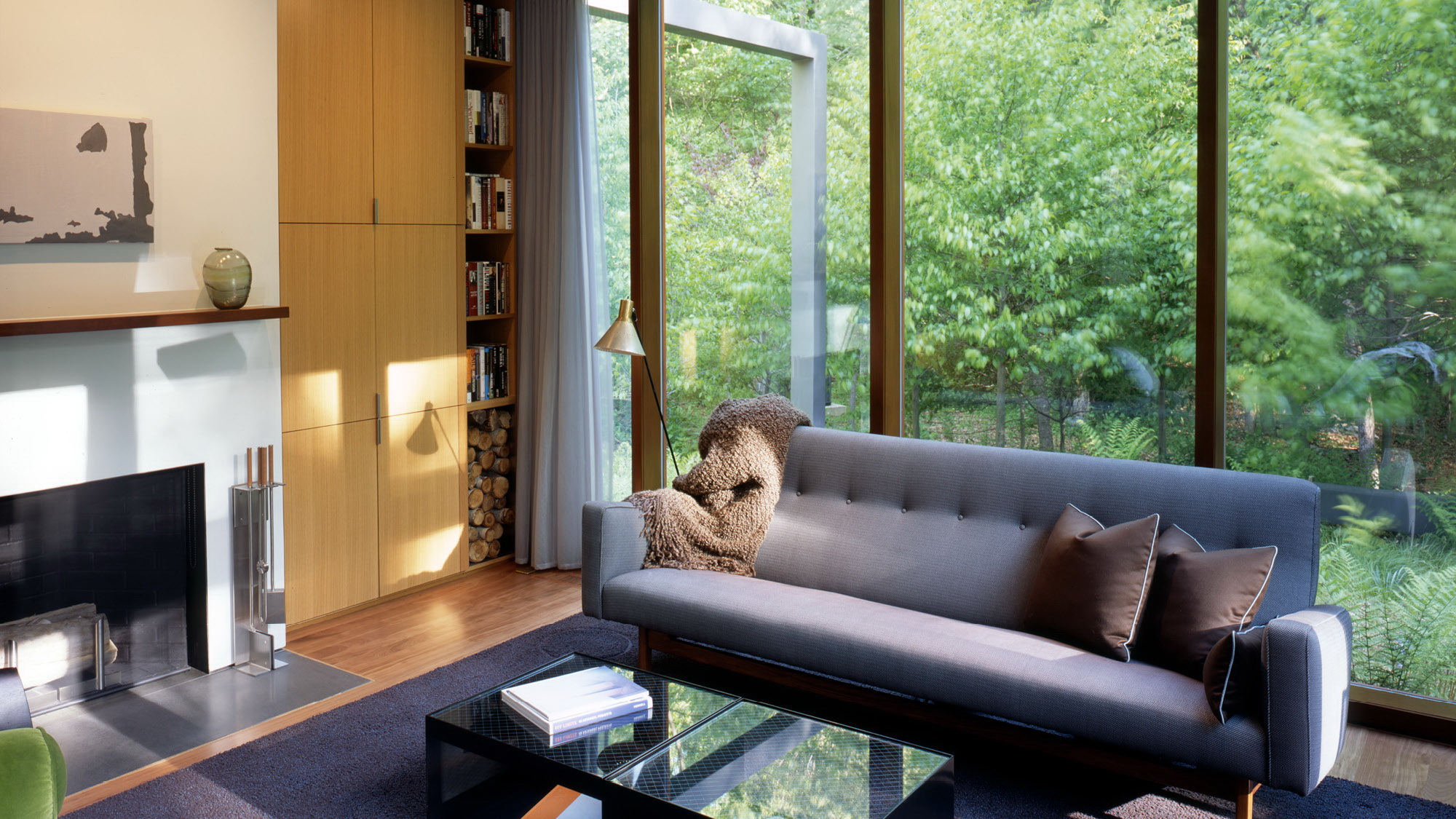 Dutchess County Residence – Guest House by Allied Works Architecture