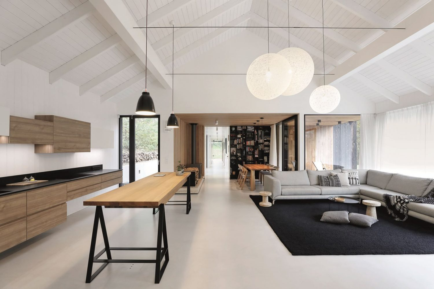 Family House Neveklov by ATELIER KUNC architects