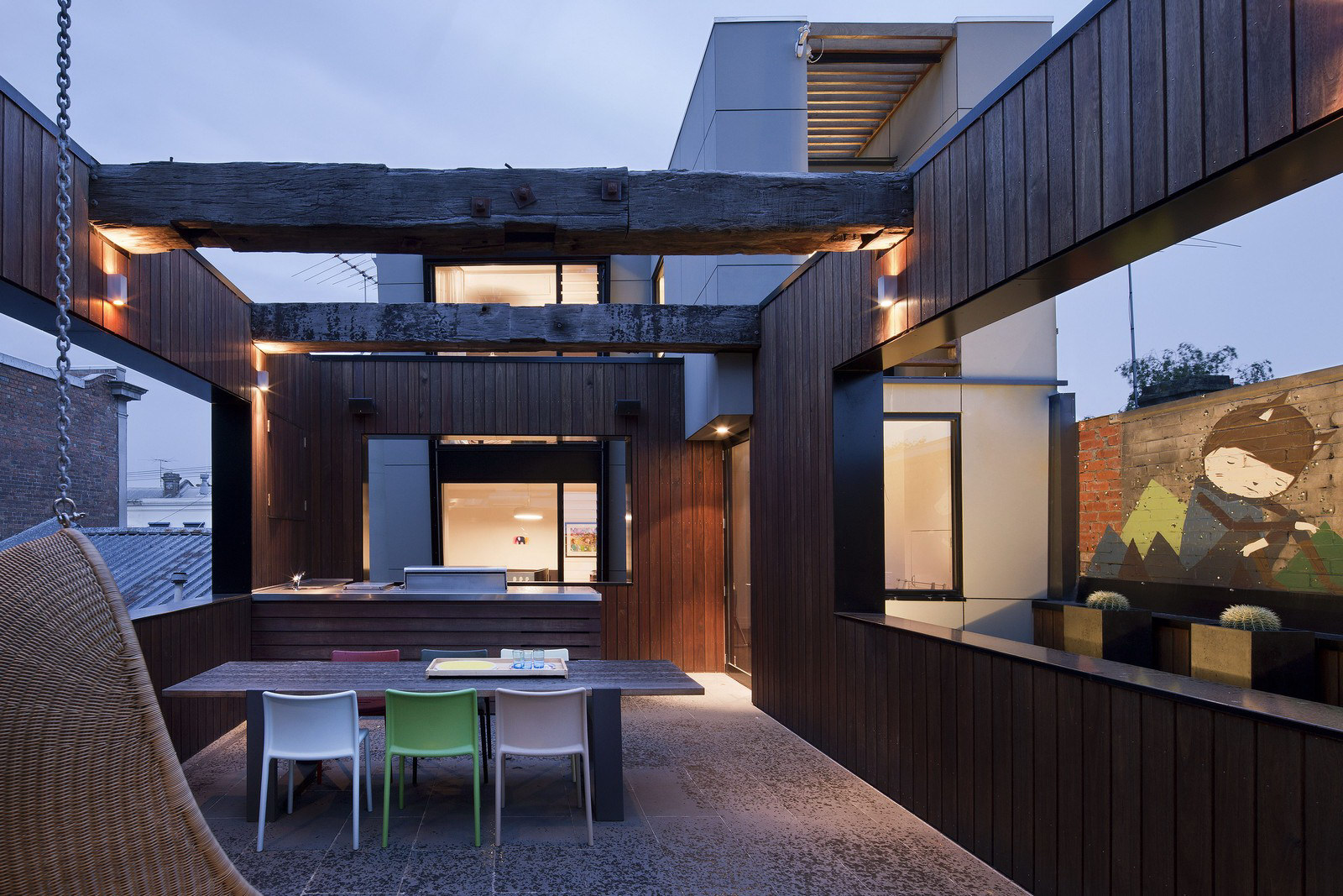 Fitzroy Residence by Techne Architecture + Interior Design